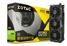 Zotac GTX 1080 AMP! Extreme 8GB GDDR5X Graphics Card
